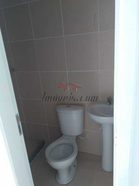 12 - Casa em Condomínio 2 quartos à venda Santa Cruz, Rio de Janeiro - R$ 180.000 - PECN20167 - 13
