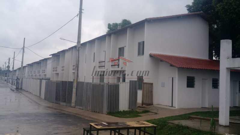 13 - Casa em Condomínio 2 quartos à venda Santa Cruz, Rio de Janeiro - R$ 180.000 - PECN20167 - 14
