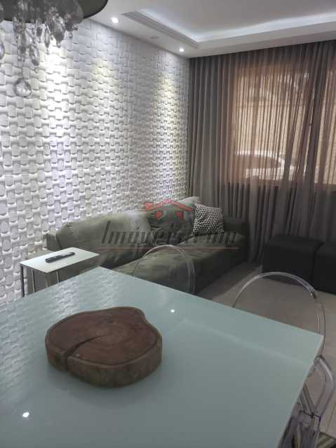 002. - Casa em Condomínio 3 quartos à venda Taquara, BAIRROS DE ATUAÇÃO ,Rio de Janeiro - R$ 420.000 - PECN30211 - 1