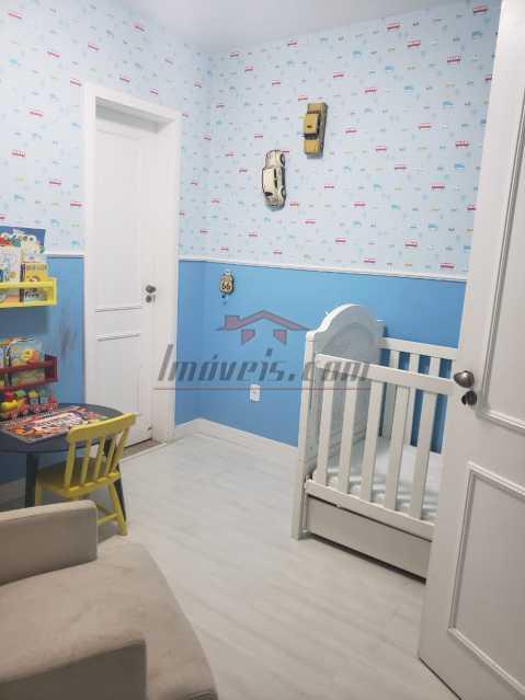 07. - Casa em Condomínio 3 quartos à venda Taquara, BAIRROS DE ATUAÇÃO ,Rio de Janeiro - R$ 420.000 - PECN30211 - 8