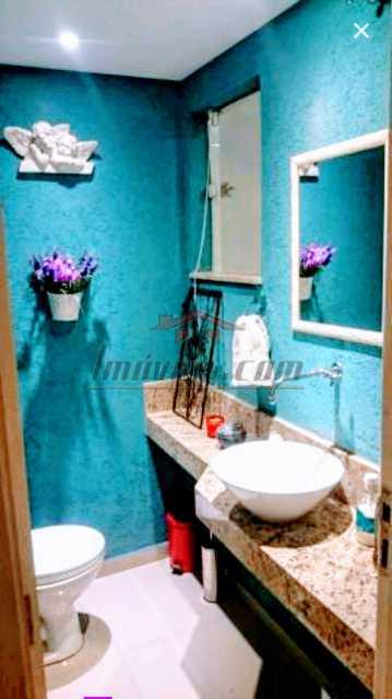 10. - Casa em Condomínio 3 quartos à venda Jacarepaguá, Rio de Janeiro - R$ 600.000 - PECN30213 - 14