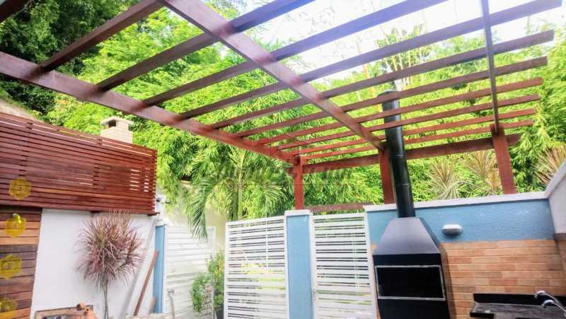 13. - Casa em Condomínio 3 quartos à venda Jacarepaguá, Rio de Janeiro - R$ 600.000 - PECN30213 - 17