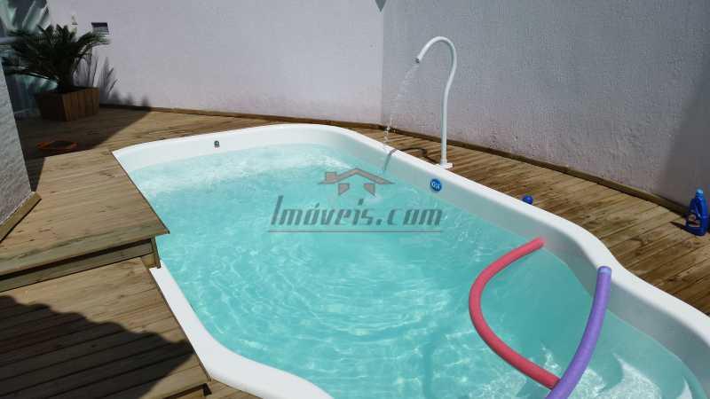 21 - Casa em Condomínio 4 quartos à venda Campo Grande, Rio de Janeiro - R$ 575.000 - PECN40072 - 26