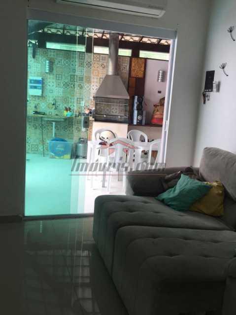 01. - Casa em Condomínio 4 quartos à venda Campo Grande, Rio de Janeiro - R$ 575.000 - PECN40072 - 6