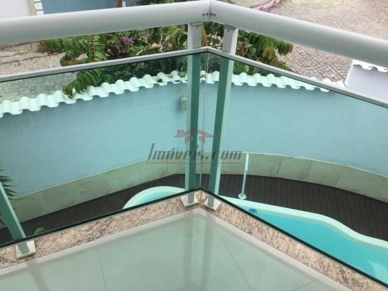 07. - Casa em Condomínio 4 quartos à venda Campo Grande, Rio de Janeiro - R$ 575.000 - PECN40072 - 4
