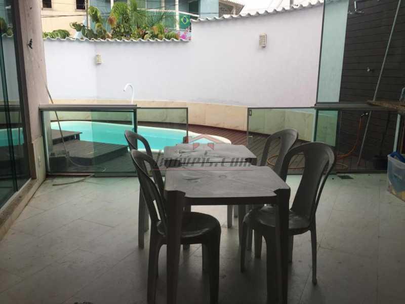 10. - Casa em Condomínio 4 quartos à venda Campo Grande, Rio de Janeiro - R$ 575.000 - PECN40072 - 27
