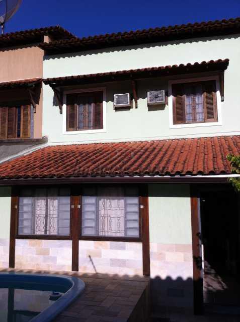 01 - Casa em Condomínio 3 quartos à venda Anil, Rio de Janeiro - R$ 870.000 - PECN30215 - 1