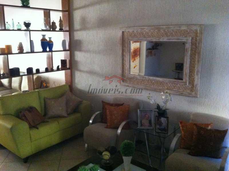 05 - Casa em Condomínio 3 quartos à venda Anil, Rio de Janeiro - R$ 870.000 - PECN30215 - 6