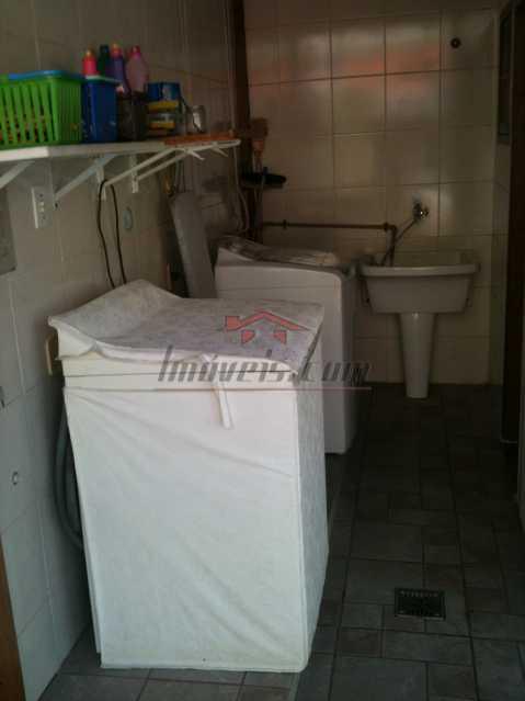 20 - Casa em Condomínio 3 quartos à venda Anil, Rio de Janeiro - R$ 870.000 - PECN30215 - 21