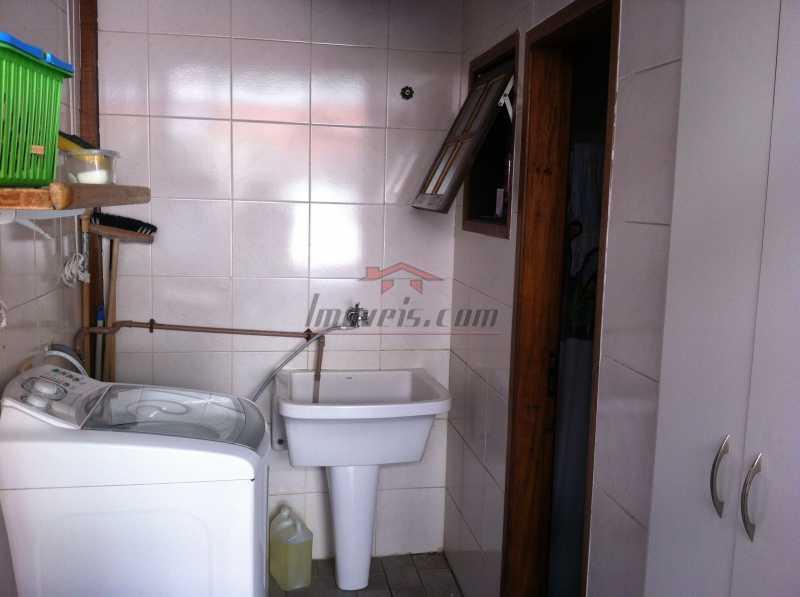 21 - Casa em Condomínio 3 quartos à venda Anil, Rio de Janeiro - R$ 870.000 - PECN30215 - 22