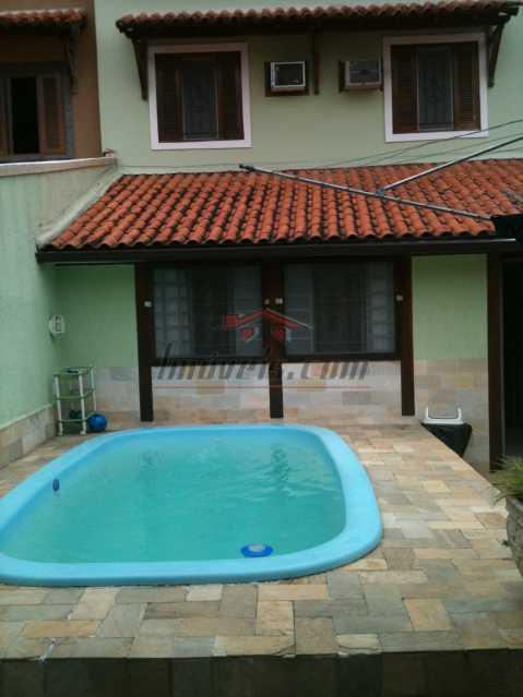 22 - Casa em Condomínio 3 quartos à venda Anil, Rio de Janeiro - R$ 870.000 - PECN30215 - 27