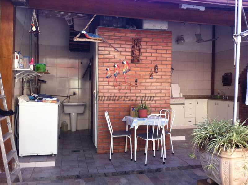 23 - Casa em Condomínio 3 quartos à venda Anil, Rio de Janeiro - R$ 870.000 - PECN30215 - 23