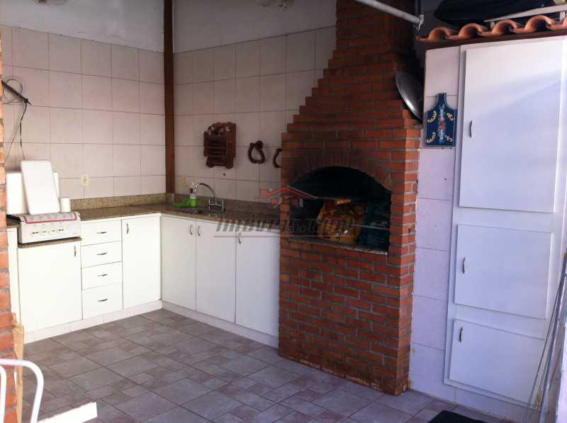 24 - Casa em Condomínio 3 quartos à venda Anil, Rio de Janeiro - R$ 870.000 - PECN30215 - 24