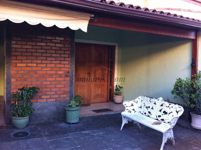 25 - Casa em Condomínio 3 quartos à venda Anil, Rio de Janeiro - R$ 870.000 - PECN30215 - 25