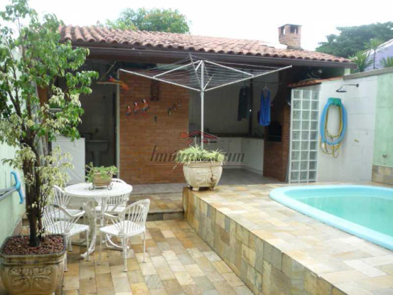26 - Casa em Condomínio 3 quartos à venda Anil, Rio de Janeiro - R$ 870.000 - PECN30215 - 26