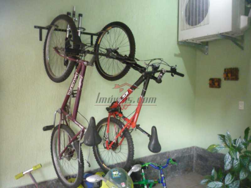 27 - Casa em Condomínio 3 quartos à venda Anil, Rio de Janeiro - R$ 870.000 - PECN30215 - 28