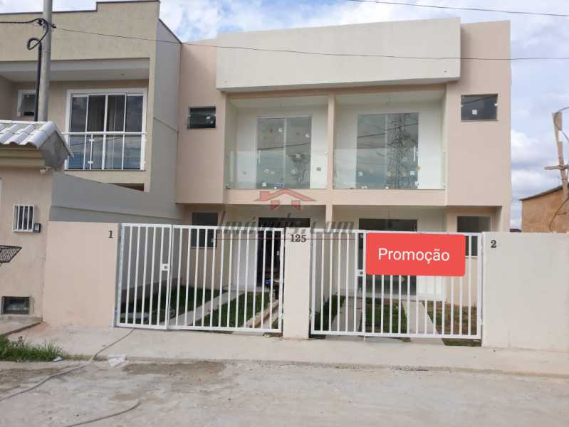 1. - Casa em Condomínio 2 quartos à venda Campo Grande, Rio de Janeiro - R$ 265.000 - PECN20173 - 1