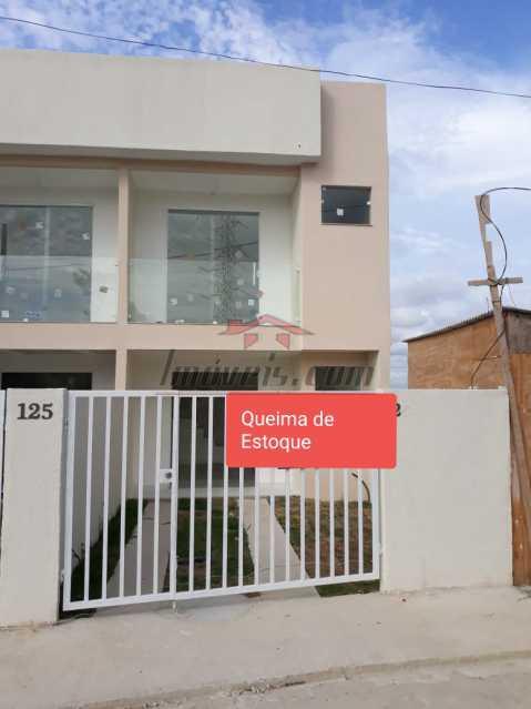 2. - Casa em Condomínio 2 quartos à venda Campo Grande, Rio de Janeiro - R$ 265.000 - PECN20173 - 3