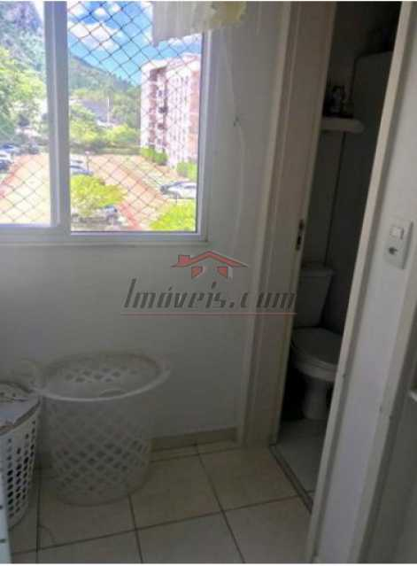 011 - Apartamento 4 quartos à venda Jacarepaguá, Rio de Janeiro - R$ 589.000 - PEAP40043 - 13