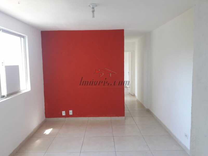 01. - Apartamento Avenida Canal Rio Cacambe,Camorim, Rio de Janeiro, RJ À Venda, 2 Quartos, 50m² - PEAP21592 - 3