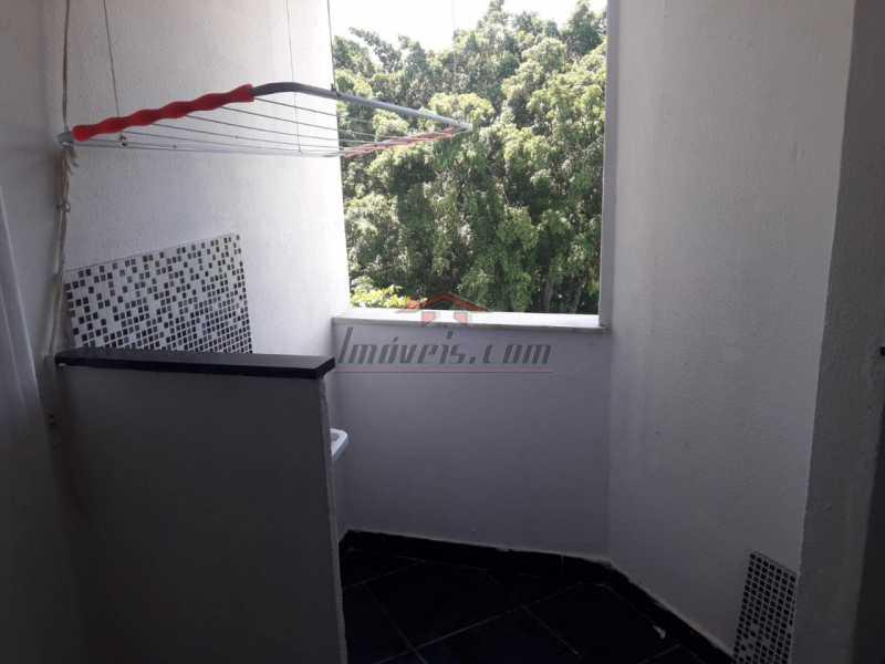 15. - Apartamento Avenida Canal Rio Cacambe,Camorim, Rio de Janeiro, RJ À Venda, 2 Quartos, 50m² - PEAP21592 - 17