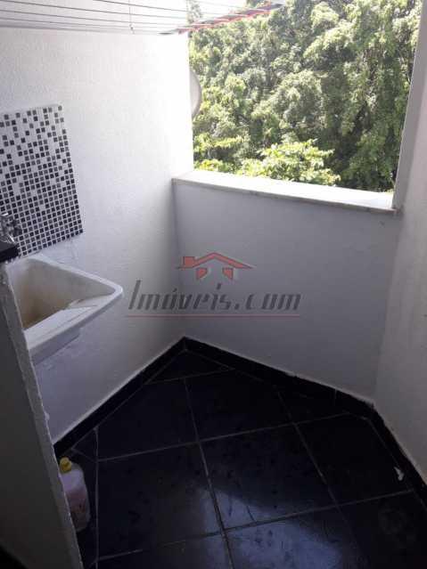 18. - Apartamento Avenida Canal Rio Cacambe,Camorim, Rio de Janeiro, RJ À Venda, 2 Quartos, 50m² - PEAP21592 - 20