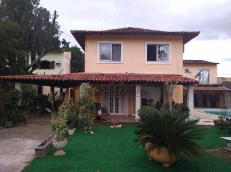 01 - Casa em Condomínio 5 quartos à venda Jacarepaguá, Rio de Janeiro - R$ 1.050.000 - PECN50011 - 1