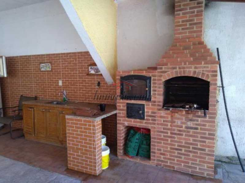 18 - Casa em Condomínio 5 quartos à venda Jacarepaguá, Rio de Janeiro - R$ 1.050.000 - PECN50011 - 19