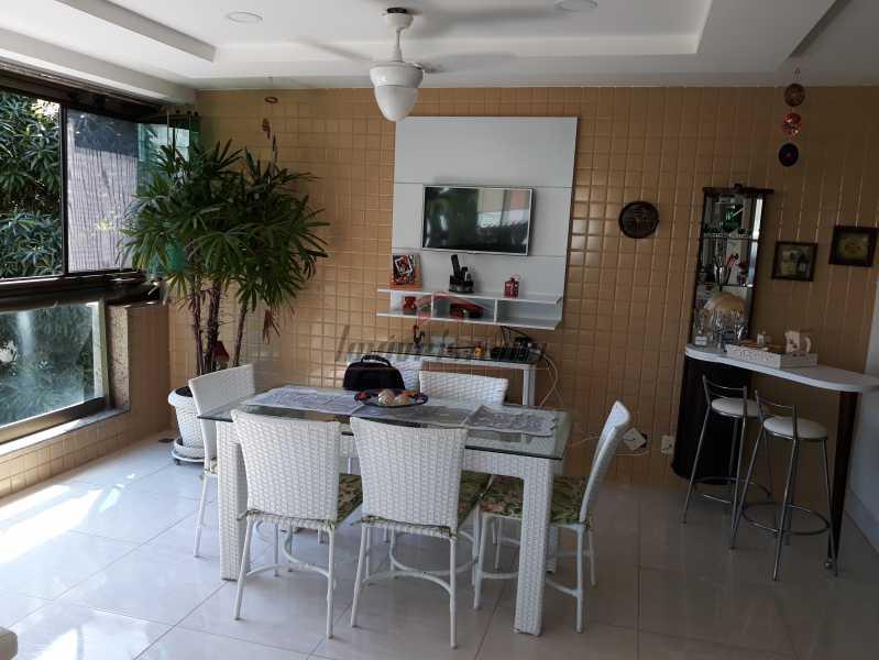 1 - Cópia - Apartamento À Venda - Recreio dos Bandeirantes - Rio de Janeiro - RJ - PSAP30564 - 1