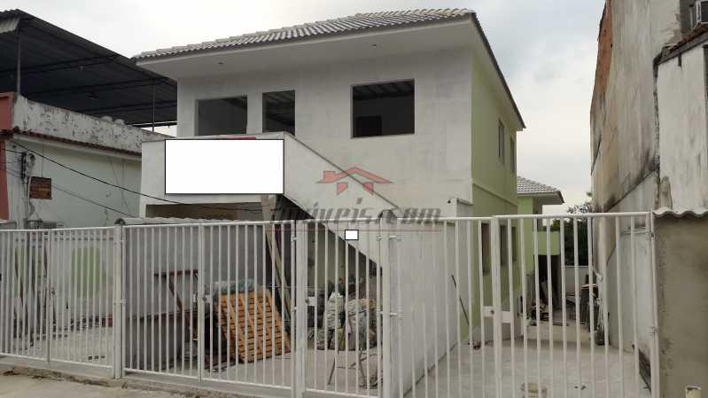 01 - Casa de Vila 3 quartos à venda Braz de Pina, Rio de Janeiro - R$ 379.500 - PECV30030 - 1