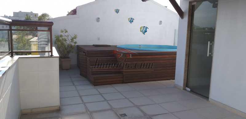 22. - Casa em Condomínio 3 quartos à venda Pechincha, Rio de Janeiro - R$ 700.000 - PECN30221 - 23