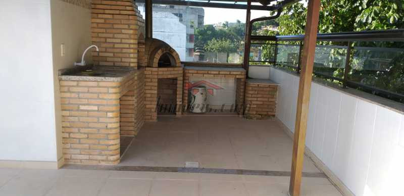 23. - Casa em Condomínio 3 quartos à venda Pechincha, Rio de Janeiro - R$ 700.000 - PECN30221 - 24
