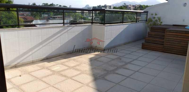 25. - Casa em Condomínio 3 quartos à venda Pechincha, Rio de Janeiro - R$ 700.000 - PECN30221 - 26