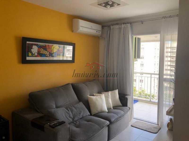 1 - Apartamento Barra da Tijuca,Rio de Janeiro,RJ À Venda,2 Quartos,70m² - PEAP21624 - 3