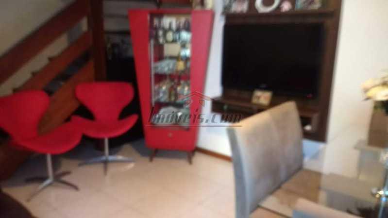 1. - Casa de Vila 3 quartos à venda Pechincha, Rio de Janeiro - R$ 515.000 - PECV30045 - 1