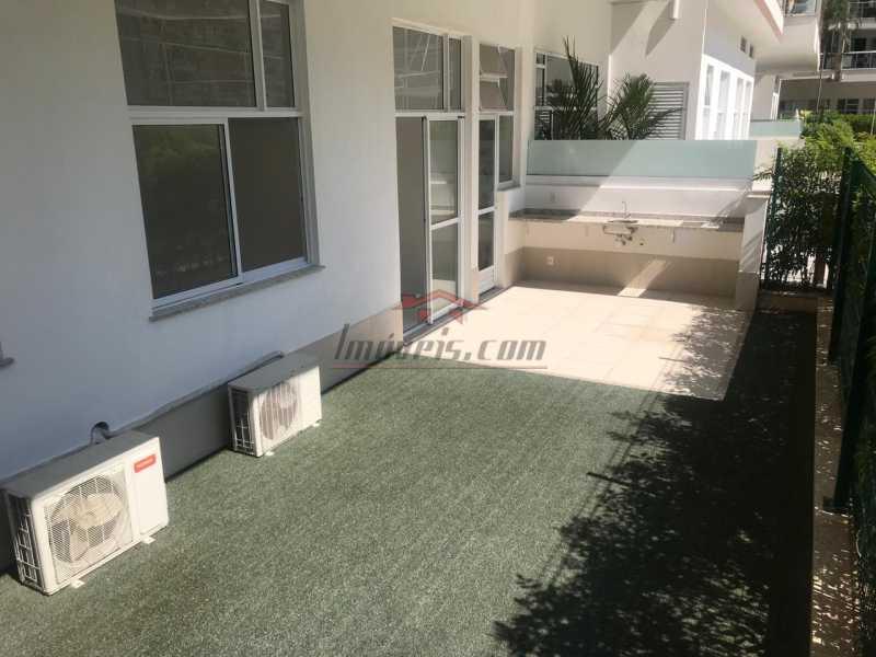 4. - Apartamento 2 quartos à venda Recreio dos Bandeirantes, Rio de Janeiro - R$ 510.000 - PEAP21632 - 6