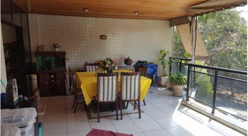 01 - Apartamento 3 quartos à venda Recreio dos Bandeirantes, Rio de Janeiro - R$ 559.000 - PEAP30644 - 1