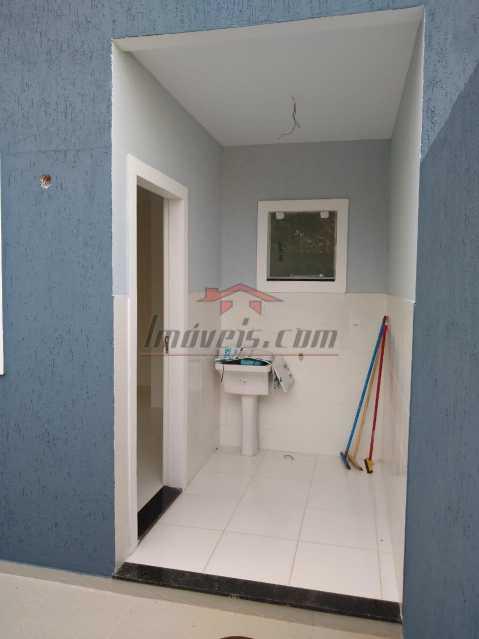 23. - Casa 2 quartos à venda Campo Grande, Rio de Janeiro - R$ 305.000 - PECA20186 - 25