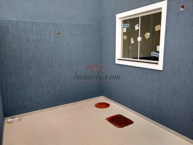 24. - Casa 2 quartos à venda Campo Grande, Rio de Janeiro - R$ 305.000 - PECA20186 - 26