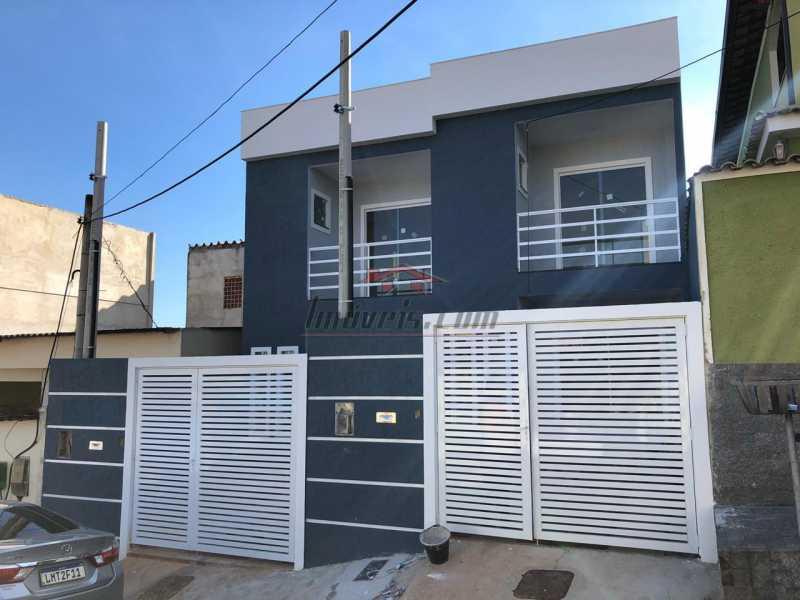 01. - Casa 2 quartos à venda Campo Grande, Rio de Janeiro - R$ 305.000 - PECA20186 - 1