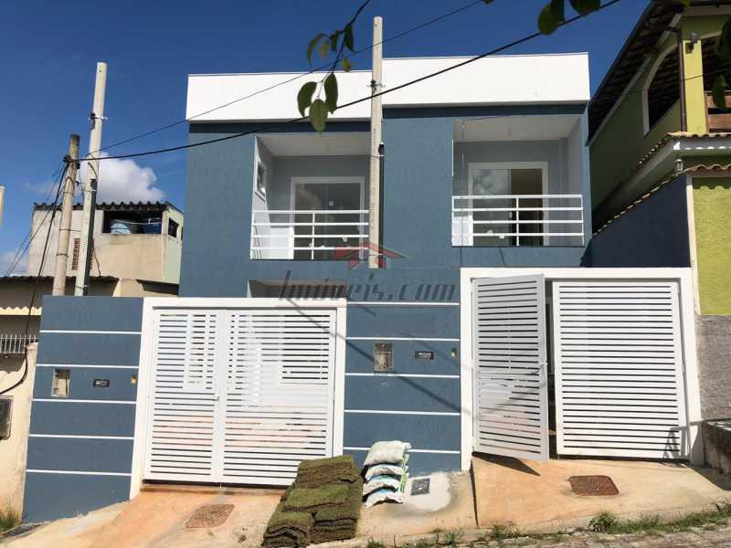 02. - Casa 2 quartos à venda Campo Grande, Rio de Janeiro - R$ 305.000 - PECA20186 - 3