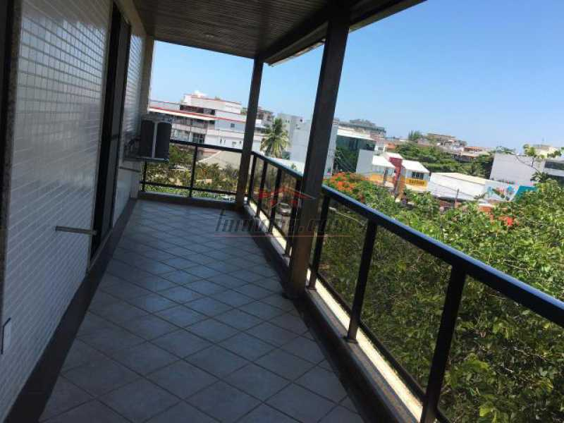 2 - Cobertura 4 quartos à venda Recreio dos Bandeirantes, Rio de Janeiro - R$ 1.400.000 - PECO40030 - 3
