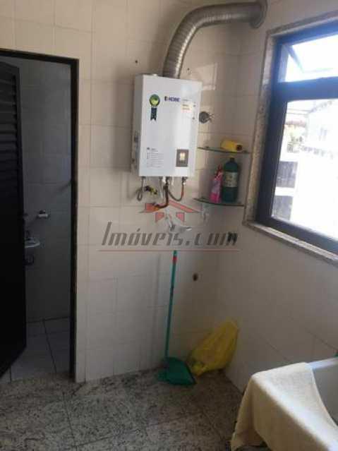 16 - Cobertura 4 quartos à venda Recreio dos Bandeirantes, Rio de Janeiro - R$ 1.400.000 - PECO40030 - 17
