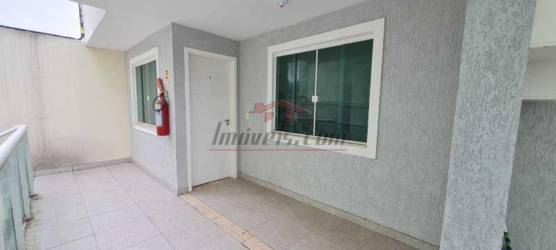 55724a10-9ebf-4c4b-82ef-0eca77 - Casa em Condomínio à venda Rua Monsenhor Marques,Pechincha, BAIRROS DE ATUAÇÃO ,Rio de Janeiro - R$ 419.000 - PECN30226 - 1