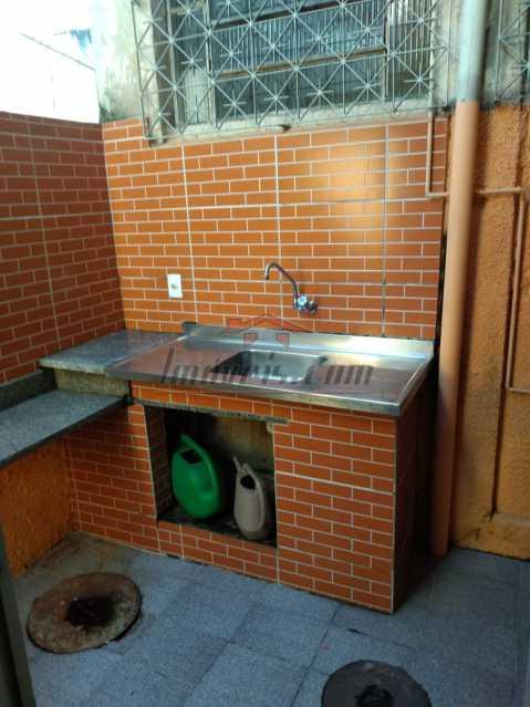 25. - Apartamento 2 quartos à venda Cascadura, Rio de Janeiro - R$ 200.000 - PEAP21701 - 26