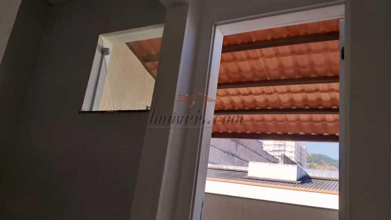 15 - Casa de Vila Riachuelo,Rio de Janeiro,RJ À Venda,2 Quartos,73m² - PECV20058 - 16