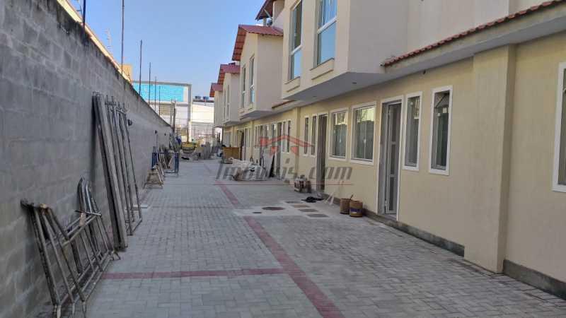 1 - Casa de Vila Riachuelo,Rio de Janeiro,RJ À Venda,2 Quartos,73m² - PECV20060 - 1