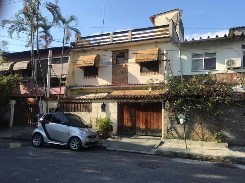 1. - Casa em Condominio Anil,Rio de Janeiro,RJ À Venda,3 Quartos,208m² - PSCN30143 - 1
