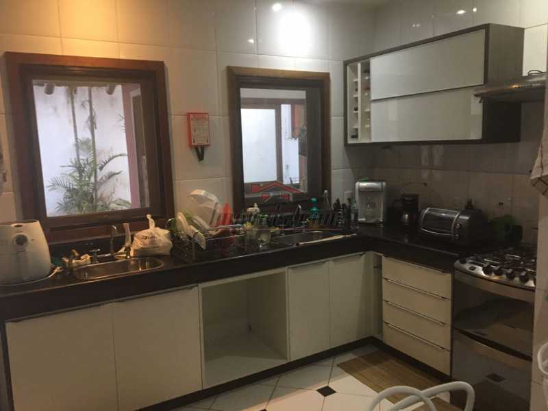 02 - Casa em Condomínio Vargem Grande, Rio de Janeiro, RJ À Venda, 3 Quartos, 348m² - PECN30231 - 15