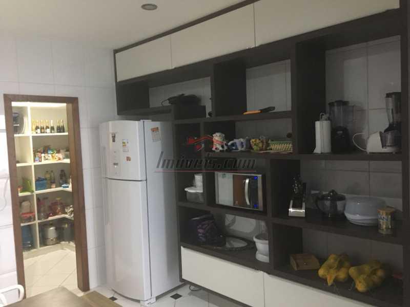 04 - Casa em Condomínio Vargem Grande, Rio de Janeiro, RJ À Venda, 3 Quartos, 348m² - PECN30231 - 16
